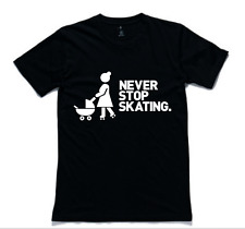 New Michelle Never Stop Skating Staple Tee Never Stop Skating