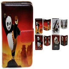 For Lumia 950XL 950 650 640 - Kung Fu Panda Print Wallet Phone Case Flip Cover