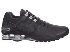 NEW MENS NIKE SHOX AVENUE RUNNING SHOES TRAINERS ANTHRACITE / METALLIC SILVER