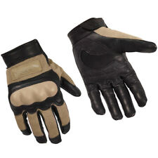 Wiley X Cag-1 Gloves Mens Patrol Combat Airsoft Work Reinforced Gauntlet Coyote