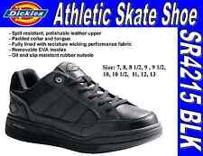 Dickies Men's Slip Resisting Athletic Skate Work Shoes - SR4215 - Black