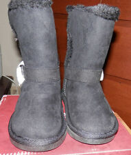 "New In Box- Toddler Girls Arizona Black Boots-""Lil Molly""--0622"