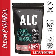 ACETYL L CARNITINE - 2KG PURE ALC POWDER - WEIGHT LOSS FAT BURNER NUTRITION