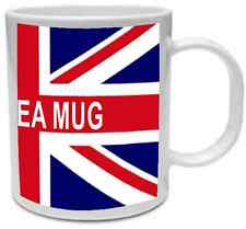 Personalised Name Union Jack British Flag England Scotland Wales Ireland UK Mug