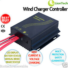 NEW Wind Battery Charger Controller/ Charge Regulator for Wind Turbine Multi