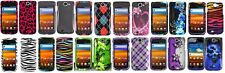Design Case for Samsung Galaxy W SGH-T679M Exhibit II 4G SGH-T679 Ancora Phone