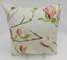 Cushion Covers Floral Prestigious Cream Sayuri Fabric LileyBee Textile
