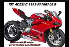 Sticker kit for Ducati 1199 Panigale 899 Panigale Decals for fairings look 1199R