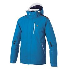 Men's dare2b Stand-Off Blue Waterproof and Windproof Ski Wear and Winter Jacket
