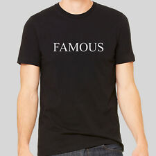 Famous Kanye West Yeezy Music Unofficial Mens Womens Tee Top T-shirt Unisex