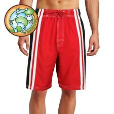 Sandole Men's Mens Board shorts Look swim Trunk, Red S M L XL Code: FORM