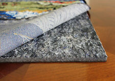 Rug Pad Non skid Felt/Rubber Rug mat, Cushioned Rug Pads for Area Rugs & Runners