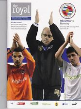Reading Home Programmes 2009/2010