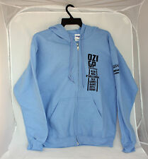 TOFOG (Thirty Odd Foot of Grunts) Ozi Garden Party Blue Hoodie - Russell Crowe