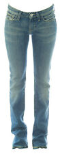 LOOMSTATE Women's Mist Wash Ethos Cotton Classic Rise Flare Jeans NEW