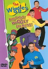 The Wiggles - Whoo Hoo Wiggly Gremlins DVD 2004 Kids Childrens show
