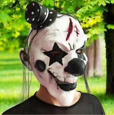 Latex Halloween Horror Clown Party Mask Face Mask Party