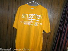 Deer Hunting Shirt Attention We Interrupt This Marriage New Archery Bow Buck