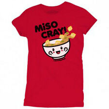 David and Goliath Womens T-shirt - Miso Cray
