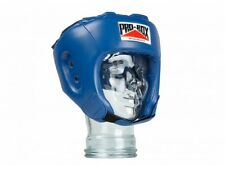 Pro Box Base Spar Junior Sparring Headguard / Blue or Red / XSmall / Boxing
