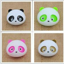 2x Auto Dashboard Air Freshener Lovely blink Panda Perfume Diffuser for Car GZ