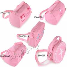 Girls Shoulder Ballet Bag Pink Different Style Shoe Bags  Dance Troupe Kit Bags