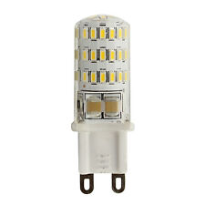G9 White Led Lamp 3014SMD 45leds AC 220V-240V Crystal Led Bulb Warm White 360Lm