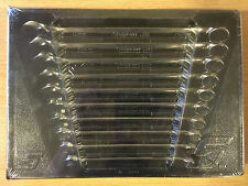 New Snap On 12 Pt Metric FLANK DRIVE Plus Combination Wrench 10 Pcs Set SOEXM710