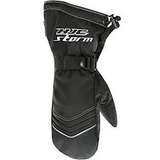 HJC Storm Insulated Winter Cold Weather Waterproof Snowmobile Mittens Snow Mitts