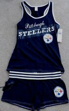 Pittsburgh Steelers 2 Piece Sleep Set
