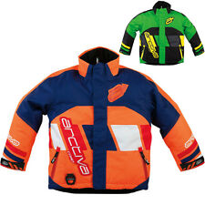 Arctiva Comp 7 Insulated Youth Snowmobile Sled Skiing Winter Sports Jacket