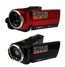 "Mini 2.7"" TFT LCD HD 1080P 16M 16X Digital Zoom Video Cam Camcorder Camera DV HD"