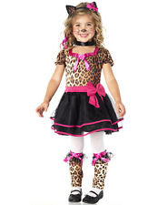 New Leg Avenue C21033 Pretty Kitty Toddler Halloween Costume