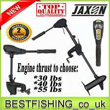 Jaxon electric outboard motor fishing boat engine - high quality parts, trolling