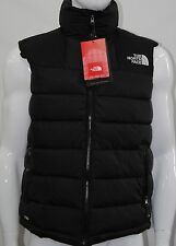 North Face Body Warmer 700 Black/Black Black/Anthracite