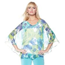 Slinky® Brand Printed Tunic w/ Attached Tank Top 178500MJ -NI- LAST ONE!!(Sm)$20
