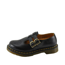 Dr. Martens 8065 Women's Black Double Strap Mary Jane 12916001