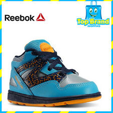 KIDS SHOES REEBOK VERSA PUMP OMNI LITE PUMPS CLASSIC INFANT SIZE CUTE BOYS SHOE