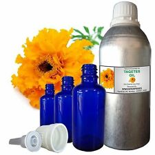 TAGETES OIL 100% Pure Natural Essential Oil, Therapeutic Undiluted 5ml to 50ml