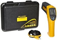 Fluke 561 HVAC Pro Infrared Thermometer, 2 AA Battery, -40 to +1022 Degree F