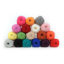 Quality 1pc Angola  Warm Mohair  Wool Soft Knitting Yarn  50g 20 Color Home Gift