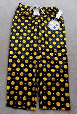 Pittsburgh Steelers Silk Feel Pajama Pants