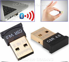 Mini USB Wireless Bluetooth V4.0 Dongle Adapter For PC Computer Laptops Speakers