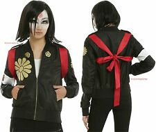 KATANA COSPLAY COSTUME JACKET DC COMICS SUICIDE SQUAD HOT TOPIC LIMITED EDITION