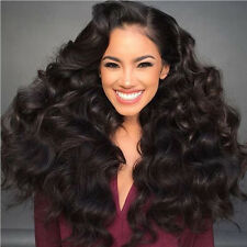 100% Virgin Human Hair Malaysian 3 Bundles/300g Body Wave Weft Weave Extensions