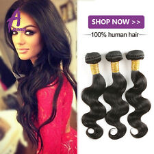 body wave 300g Brazilian Virgin Hair Bundles Human Hair weave Extensions weft