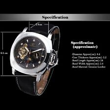 Men's Multifunctional Tourbillon Automatic Mechanical Watch Moon Phase