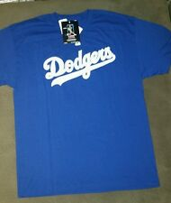 NEW! Majestic Los Angeles Dodgers Andre Ethier Jersey Shirt - Royal Blue NWT