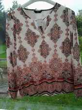 NEW with tags Florence and Fred floaty top size 6