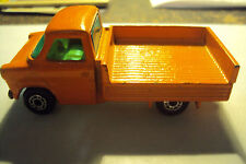 Nice vintage Ford Transit Matchbox From Estate Lot Sale